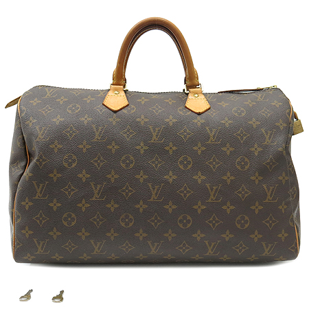 Louis Vuitton(루이비통) M41522 모노그램 캔버스 스피디 40 토트백 [명동매장] 이미지2 - 고이비토 중고명품
