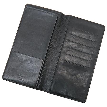 Louis Vuitton(루이비통) 시카고 블랙 레더 장지갑 이미지2 - 고이비토 중고명품