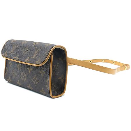 Louis Vuitton(루이비통) M51855 모노그램 캔버스 포쉐트 플로렌틴 파우치 + M67303 힙색끈