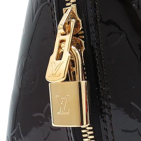 Louis Vuitton(루이비통) M93595 모노그램 베르니 아마랑뜨 알마 GM 토트백 [명동매장]