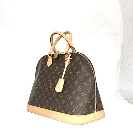 Louis Vuitton(루이비통) M53150 모노그램 캔버스 신형 알마 MM 토트백 이미지2 - 고이비토 중고명품