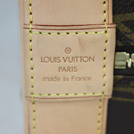 Louis Vuitton(루이비통) M53150 모노그램 캔버스 신형 알마 MM 토트백 이미지5 - 고이비토 중고명품