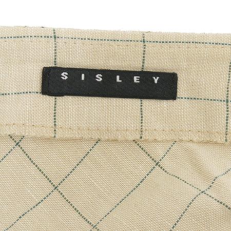 Sisley(시슬리) 마혼방 스커트