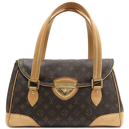 Louis Vuitton(루이비통) M40120 모노그램 캔버스 비버리 GM 토트백