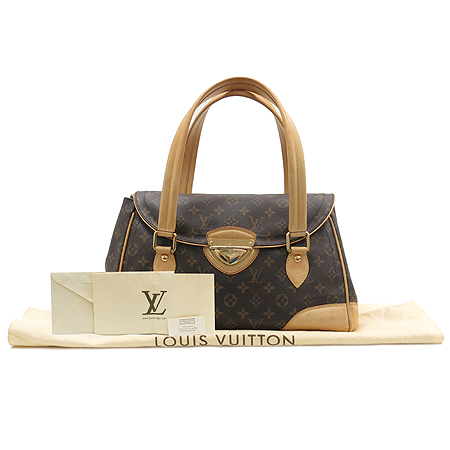 Louis Vuitton(루이비통) M40120 모노그램 캔버스 비버리 GM 토트백 [강남본점] 이미지2 - 고이비토 중고명품