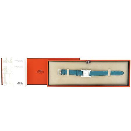 Hermes(에르메스) HH1.210 H-OUR 12 포인트 다이아 자개판 여성용 시계