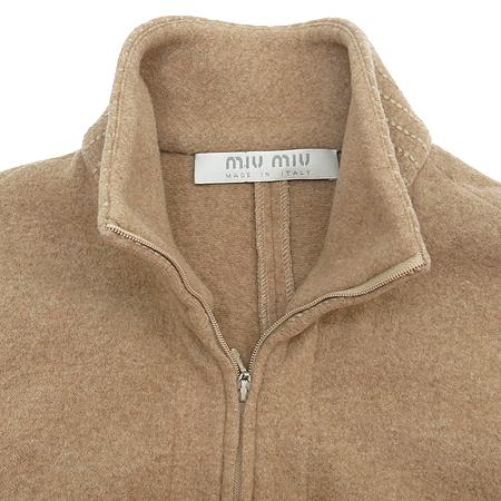 MiuMiu(미우미우) 집업 자켓 [동대문점] 이미지2 - 고이비토 중고명품