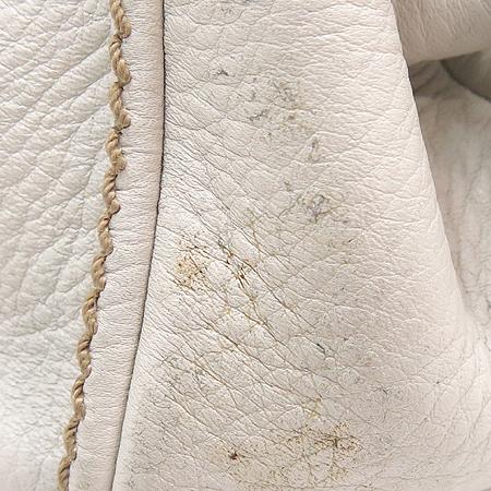 Chanel(샤넬) 화이트 래더 미니 볼링 토트백 [동대문점] 이미지3 - 고이비토 중고명품