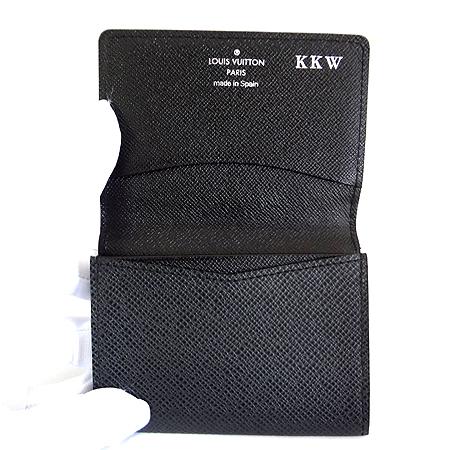 Louis Vuitton(루이비통) M30922 타이가 레더 비즈니스 카드 명함 지갑