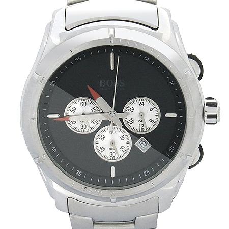 Hugo Boss(휴고보스) 1512154 크로노그래프 라운드 스틸 시계