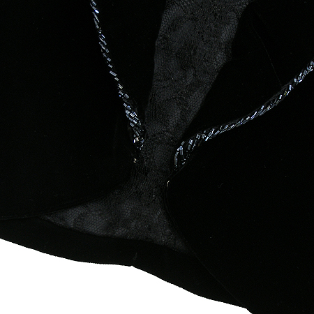 MINIMUM(미니멈) 벨벳 숏 자켓(배색:실크)