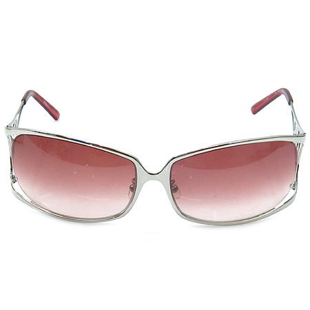 YSL(입생로랑) 측면 크리스탈 로고 장식 선글라스