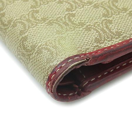 Celine(셀린느) 블라종 로고 패턴 PVC 반지갑
