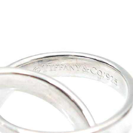 Tiffany(티파니) 실버(925) 인터락킹 더블링 반지-6호 [강남본점] 이미지3 - 고이비토 중고명품