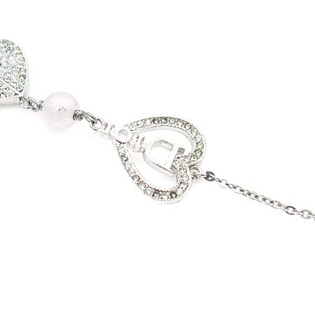 Dior(크리스챤디올) 하트 로고 장식 목걸이