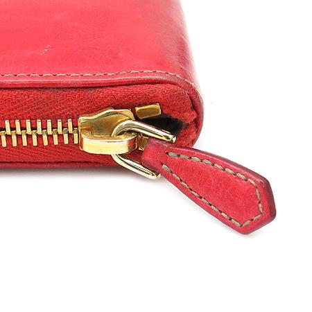 Prada(프라다) 1M0506 리본 장식 빈티지 짚업 장지갑 [강남본점] 이미지3 - 고이비토 중고명품