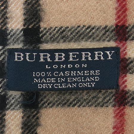 Burberry(버버리) 100% 캐시미어 클래식 체크 머플러