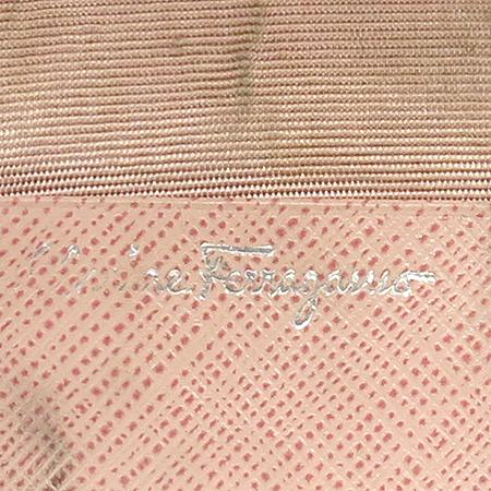 Ferragamo(페라가모) 22 4627 사피아노 간치니 장식 6홀더 키케이스