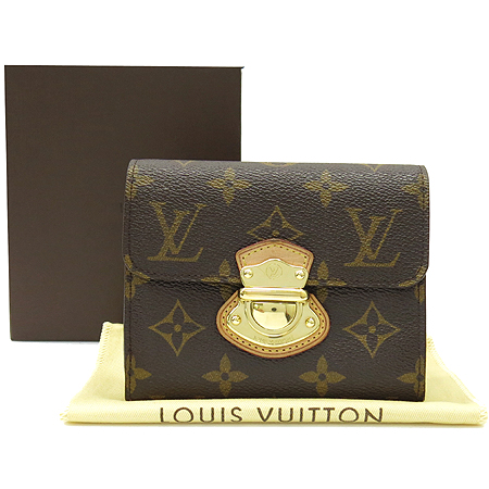 Louis Vuitton(루이비통) M60211 모노그램 캔버스 조이 월릿 중지갑