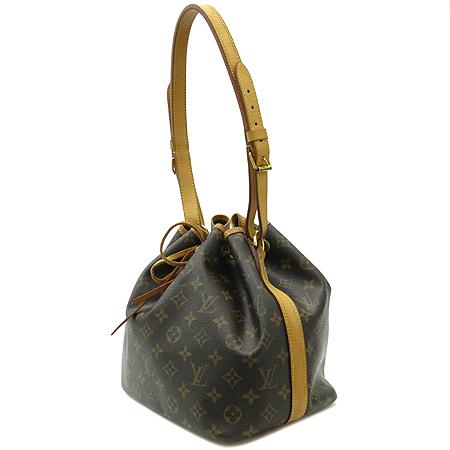 Louis Vuitton(루이비통) M42226 모노그램 캔버스 쁘띠 노에 숄더백