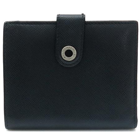 Bally(발리) EZIA 은장 로고 장식 사피아노 반지갑