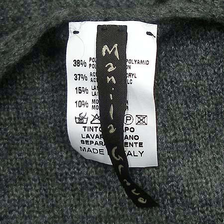 Manila Grace(마닐라그레이스) 롱 니트 원피스(Made in Italy)