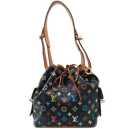 Louis Vuitton(루이비통) M42230 모노그램 멀티컬러 쁘띠노에 숄더백