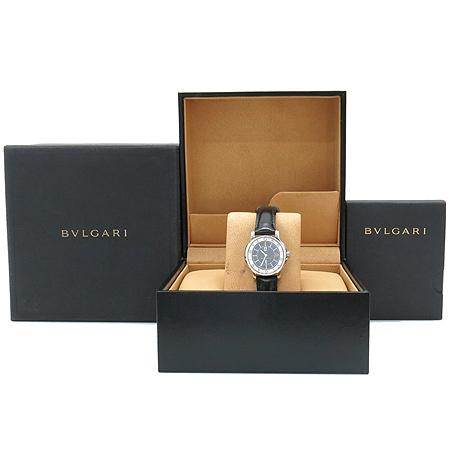 Bvlgari(불가리) ST 29 S 솔로템포 가죽밴드 여성용 시계 [명동매장]
