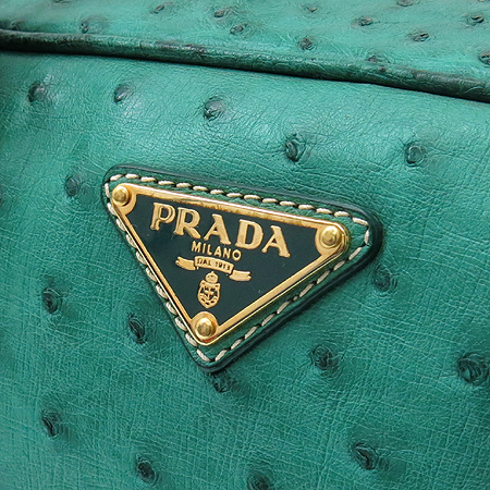 Prada(프라다) BN1113 오스트릭(타조가죽) 토트백 [부산센텀본점]