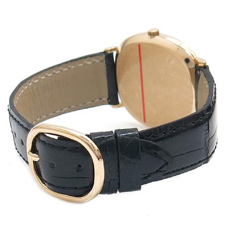 PATEK PHILIPPE (파텍 필립) 18K(750) 금통 오토매틱 가죽밴드 남녀공용 시계 [강남본점] 이미지4 - 고이비토 중고명품