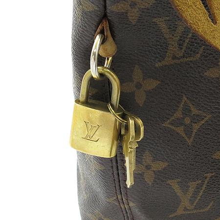 Louis Vuitton(루이비통) M40102 모노그램 캔버스 락킷 토트백