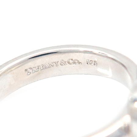 Tiffany(티파니) 925(실버) 파로마 피카소 1포인트 다이아 하트 반지-9호