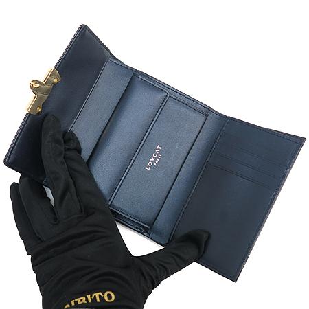 LOVCAT(러브캣) 로고 장식 페이던트 중지갑 이미지4 - 고이비토 중고명품