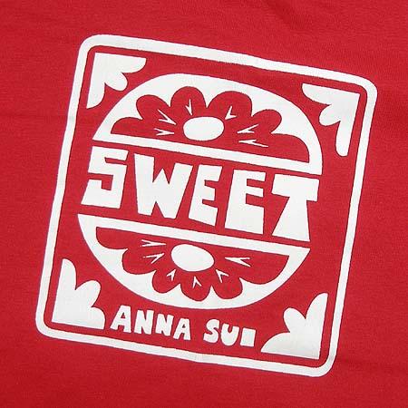 Anna Sui(안나수이) 반팔 티