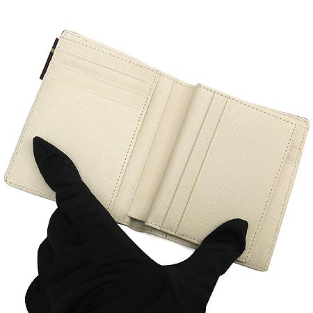 LOVCAT(러브캣) 와인 래더 로고 장식 반지갑 이미지4 - 고이비토 중고명품