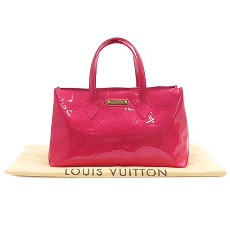 Louis Vuitton(루이비통) M93643 모노그램 베르니 윌셔 PM 토트백 이미지2 - 고이비토 중고명품