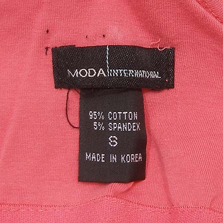 MODA UNTERNATIONAL(모다 인터네셔날) 나시