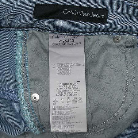 Calvin Klein(캘빈클라인) 스키니 진 이미지4 - 고이비토 중고명품