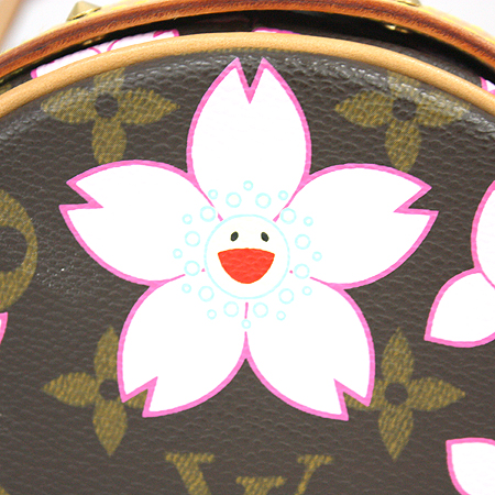 Louis Vuitton(루이비통) M92009 모노그램 체리블라섬 파필론 토트백 [명동매장] 이미지4 - 고이비토 중고명품