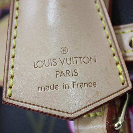 Louis Vuitton(루이비통) M92009 모노그램 체리블라섬 파필론 토트백 [명동매장] 이미지5 - 고이비토 중고명품