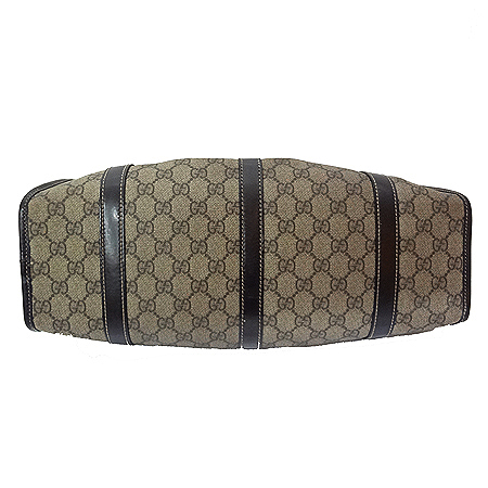 Gucci(구찌) 203494 GG 로고 PVC 에나멜 트리밍 토트백 [일산매장]
