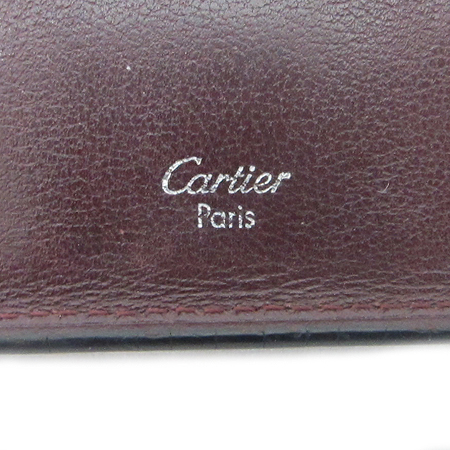 Cartier(까르띠에) L3000583 카보숑 루비 라인 장지갑