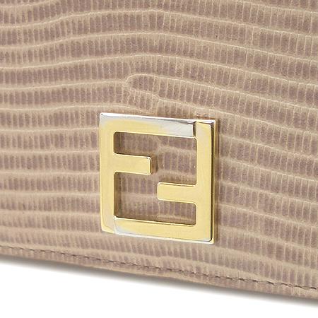Fendi(펜디) 8M0229 금장 로고 장지갑 [강남본점] 이미지2 - 고이비토 중고명품