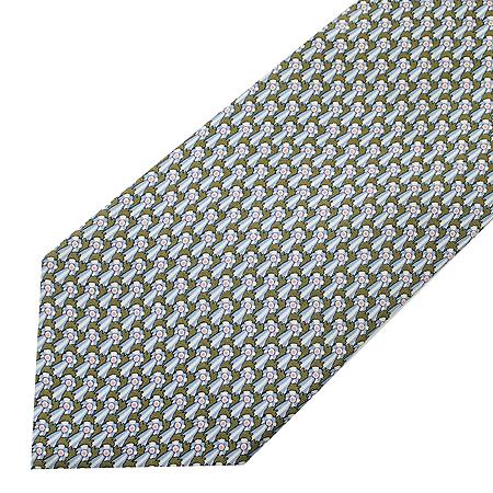 Dunhill(던힐) 100% 실크 넥타이