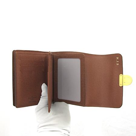 Louis Vuitton(루이비통) M60211 모노그램 캔버스 조이 월릿 중지갑 이미지4 - 고이비토 중고명품