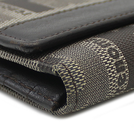 RENOMA(레노마) 로고 장식 장지갑