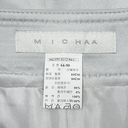 MICHAA(미샤) 스커트 (배색: 실크 100)