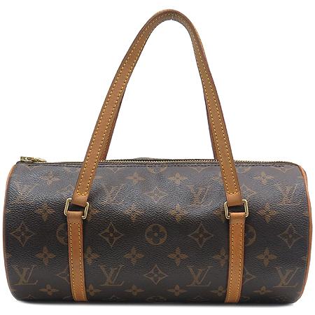 Louis Vuitton(루이비통) M51386 모노그램 캔버스 파필론26 원통 토트백