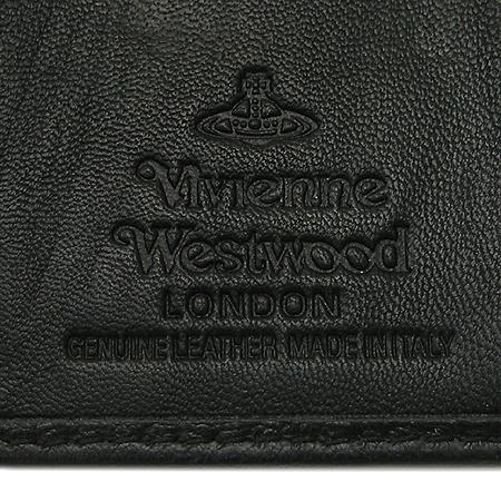 Vivienne_Westwood(비비안웨스트우드) ORB로고 램스킨 래더 키케이스