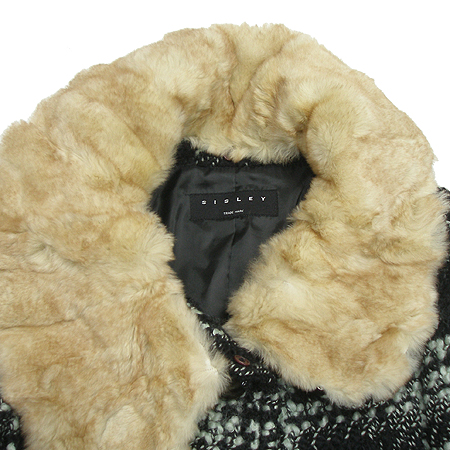 Sisley(시슬리) 코트(배색:렉스)